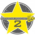 Rockstar Podcast Lite logo