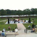 Arturo O'Farrill & the Afro Latin Jazz Sextet take the #hubcitysounds stage