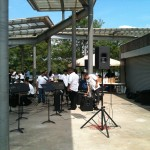 New Brunswick District Jazz Band at #hubcitysounds