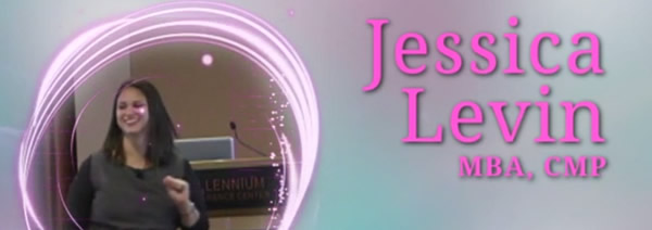 Jessica Levin Speaker Demo Video