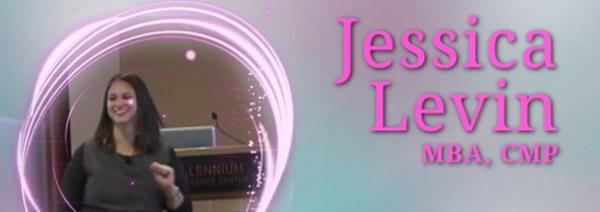 Jessica Levin Speaker Demo Video